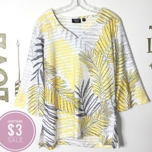 ONQUE CASUAL RIBBED BAMBOO TUNIC